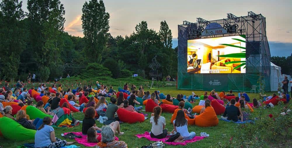 Beavers Outdoor Cinema